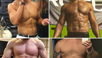 WWE's Shirtless Superstars -- Guess Who!
