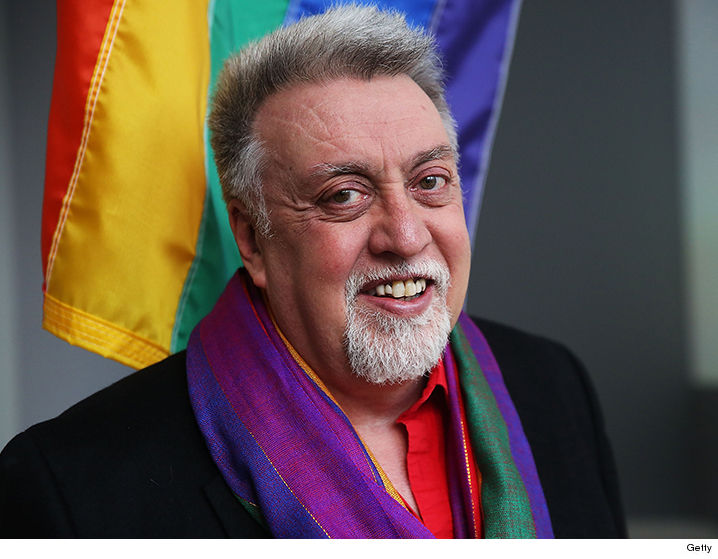 Inventor of the gay rights rainbow flag dies