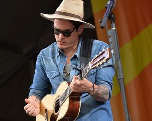 John Mayer Performance Photos