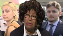 Katherine Jackson Kept Under Wraps, Away from Grandkids