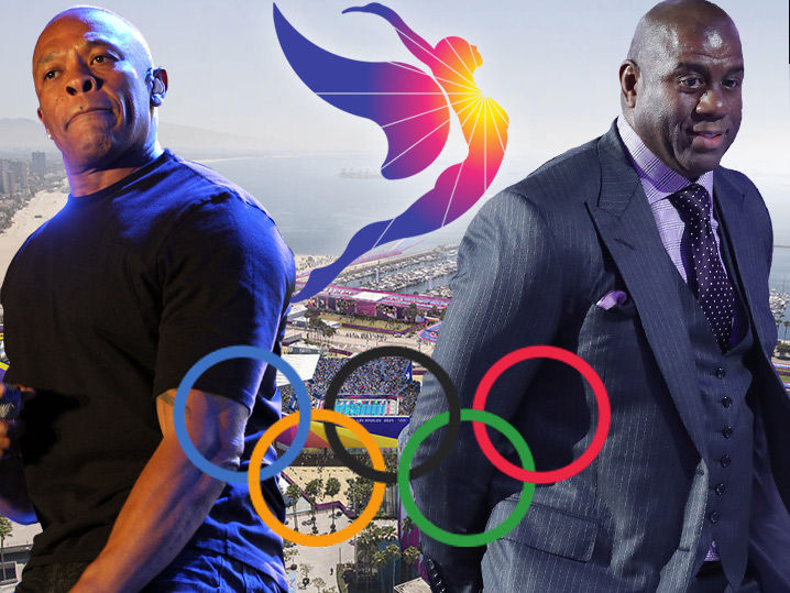 Dr. Dre, Magic Johnson Join Hollywood Power Group ... to ...