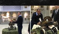 Sergey Kovalev Fires Sick Golden Gun (VIDEO)