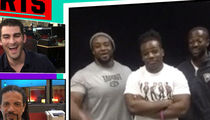 The New Day Says Undertaker's Farewell Brought WWE Superstars to Tears (VIDEO)