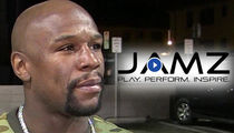 Floyd Mayweather NOT BANNED From Cheerleading Event ... 'We Talked It Out'