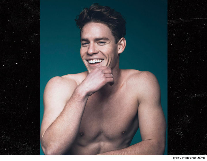 Hillary Clinton's nephew- who made waves last summer with some amateur hot shots- is now a signed male model... TMZ has learned