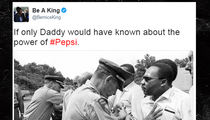 Martin Luther King Jr.'s Daughter Sarcastically Wishes Pepsi Had Solved Civil Rights Struggle (PHOTO) (UPDATE)