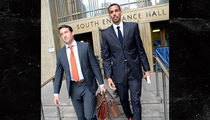 Thabo Sefolosha Settles with NYPD Officers In Nightclub Fight Lawsuit