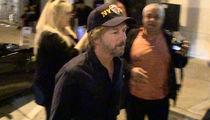 David Spade Tries to Brush Off Naya Rivera Rumor, No One's Buying It (VIDEO + PHOTO)