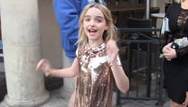 'Gifted' Star Mckenna Grace Spills the (Jelly) Beans on Chris Evans!!! (VIDEO)