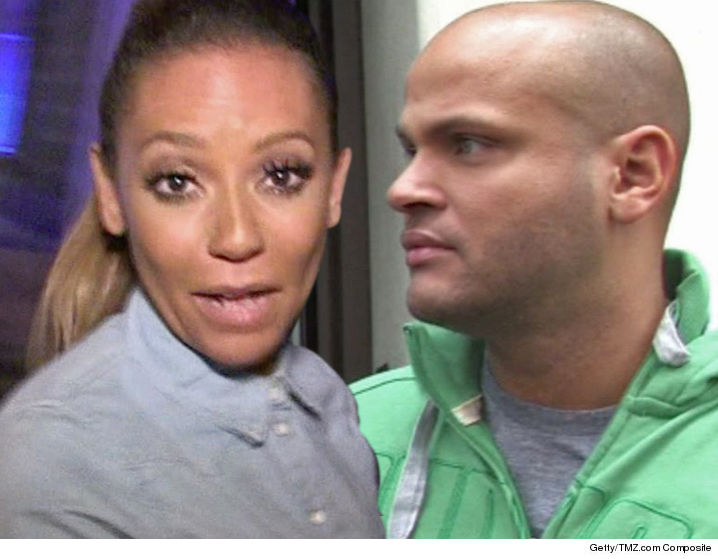 Mel B slashes price of LA mansion
