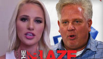 Tomi Lahren Sues Glenn Beck Claiming He Fired and Smeared Her for Being Pro-Choice