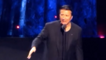 Steve Perry Reunites with Journey at Rock and Roll Hall of Fame Induction