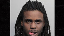 Chief Keef Charged With DUI After Miami Weed Bust (MUG SHOT + VIDEO)