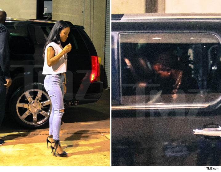Is Karrueche Tran Booed Up With a Rapper?