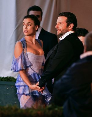Bradley Cooper and Irina Shayk - The Cute Couple