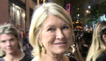 Martha Stewart Jinxes Yankees No-Hitter (PHOTO)