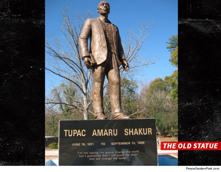 Tupac Shakur to be Honored With $500000 Bronze Statue in Georgia