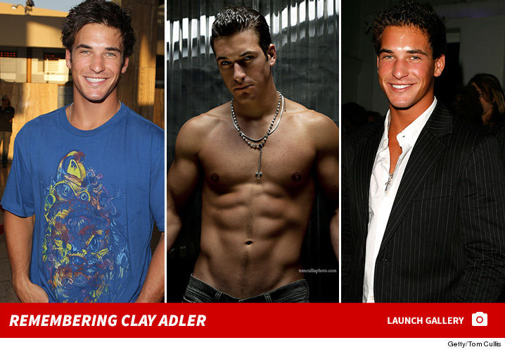 MTV Reality Star Clay ...