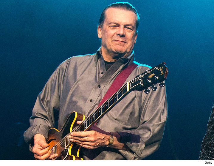 John Geils Jr, founder of J Geils Band, dies at 71