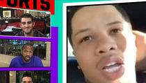 Gervonta Davis Says Adrien Broner Is Jealous of Me, Demands Fight