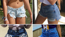 Coachella Cutoffs -- Guess Who!