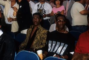 Charlie Murphy and Eddie Murphy Together