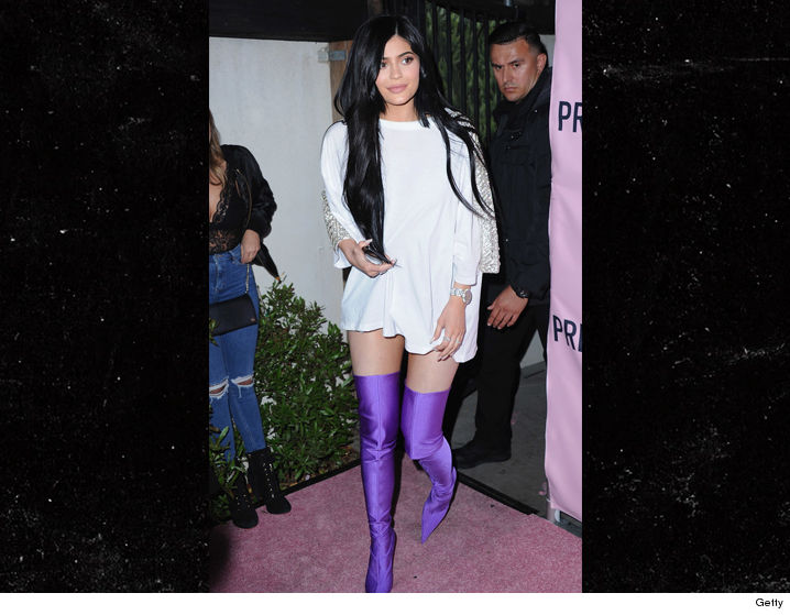 And Kylie Also Made Sure They