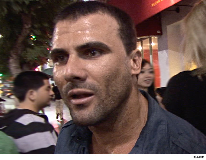 Former 'Baywatch' actor Jeremy Jackson jailed for stabbing woman