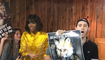 Kelly Rowland Book Signing Crashed By Fur Protesters (VIDEO + PHOTO)