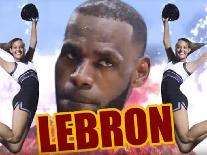 Sisqo Remakes 'Thong Song' For LeBron James (VIDEO)