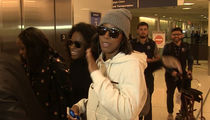 Kelly Rowland Laughs Off Fur Protest at Book Signing (VIDEO)