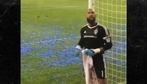 Tim Howard Suspended Three Games by MLS for Yelling Profanity About Fan's Mom (VIDEO)
