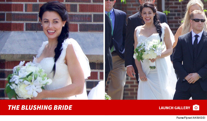 Sam Hunt And Hannah Lee Fowler Celebrate At Wedding Reception