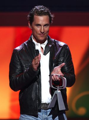 Matthew McConaughey Through The Years