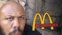 McDonald's Workers Held Facebook Killer's Fries so Cops Could Catch Him