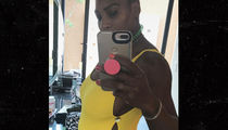 Serena Williams Confirms Pregnancy Photo Was Posted By Accident (PHOTO)