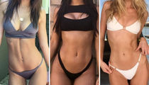 Coachella Bikini Bods ... Guess Who!