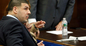 Aaron Hernandez's Reported Method Of Suicide Rare In Max-Security Prisons