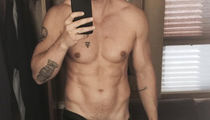 Guess Which Shredded Star Shared This Sexy Selfie
