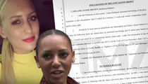 Mel B Sued By Nanny Lorraine Gilles for Defamation (DOCUMENTS)