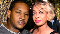 Carmelo and La La Anthony's Prenup Will Control Divorce
