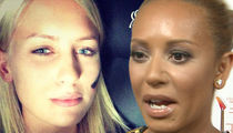 Mel B -- Sued By Nanny Lorraine Gilles ... Claims They Had 3-Ways