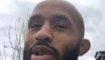 UFC's Demetrious Johnson Says He Could Beat NFL Player In Bar Fight (VIDEO)