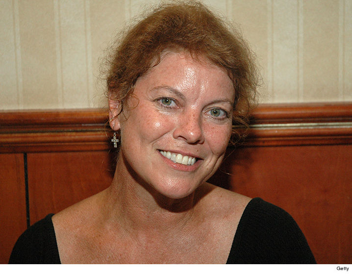 Erin Moran who famously played Joanie Cunningham on