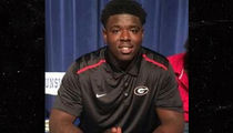 University of Georgia Football Signee Arrested for Battery of GF