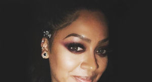 La La Anthony Hits NYC Strip Club After Split…