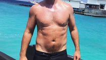 Guess Which Star Put His Hot Dad Bod on Display in This Shirtless Selfie