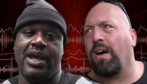 Shaq Says WWE Botched Wrestlemania Match with Big Show