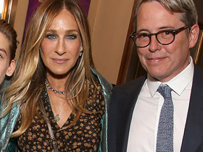 WOW, Wait'll You See SJP & Matthew Broderick's Rarely Seen Kids -- One's a Teenager Now!
