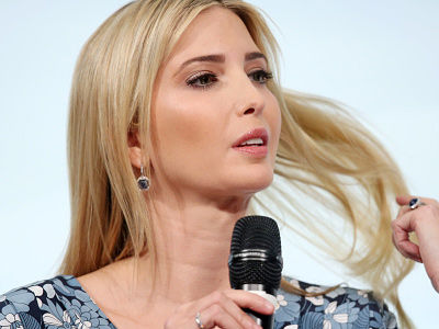 See Why Ivanka Trump Was BOOED Over Her Dad During a Press Conference In Berlin